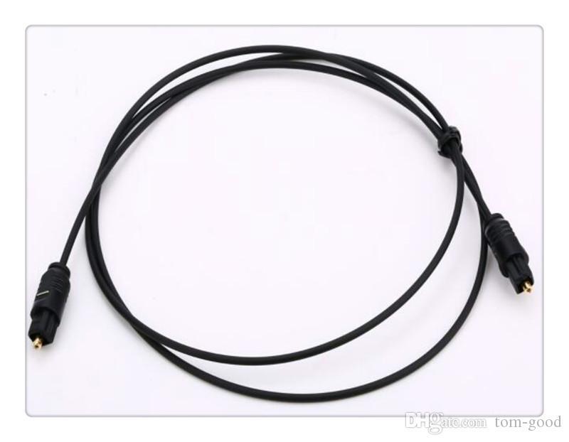 SZQY Цифровое Оптическое Волокно Toslink Аудио Кабель 6.5FT бесплатная доставка