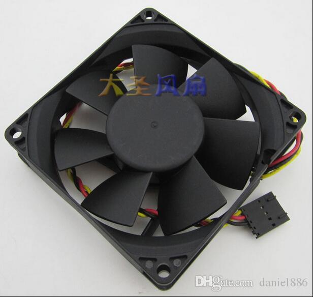Оригинальный SUNON EE80201S1-0000-G99 8020 8см 12V 1.56W 3 провода вентилятора
