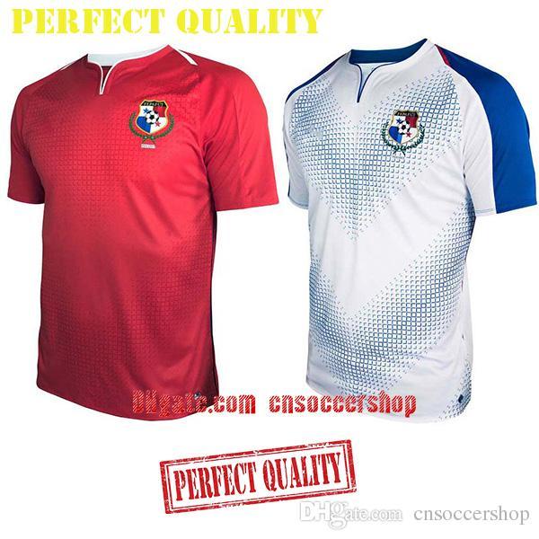 Panama Soccer Jerseys 2018 2019 World Cup Jersey Panama Football Shirt  Perfect Quality Kit Custom Football Jersey UK 2019 From Cnsoccershop 3551725fe29a
