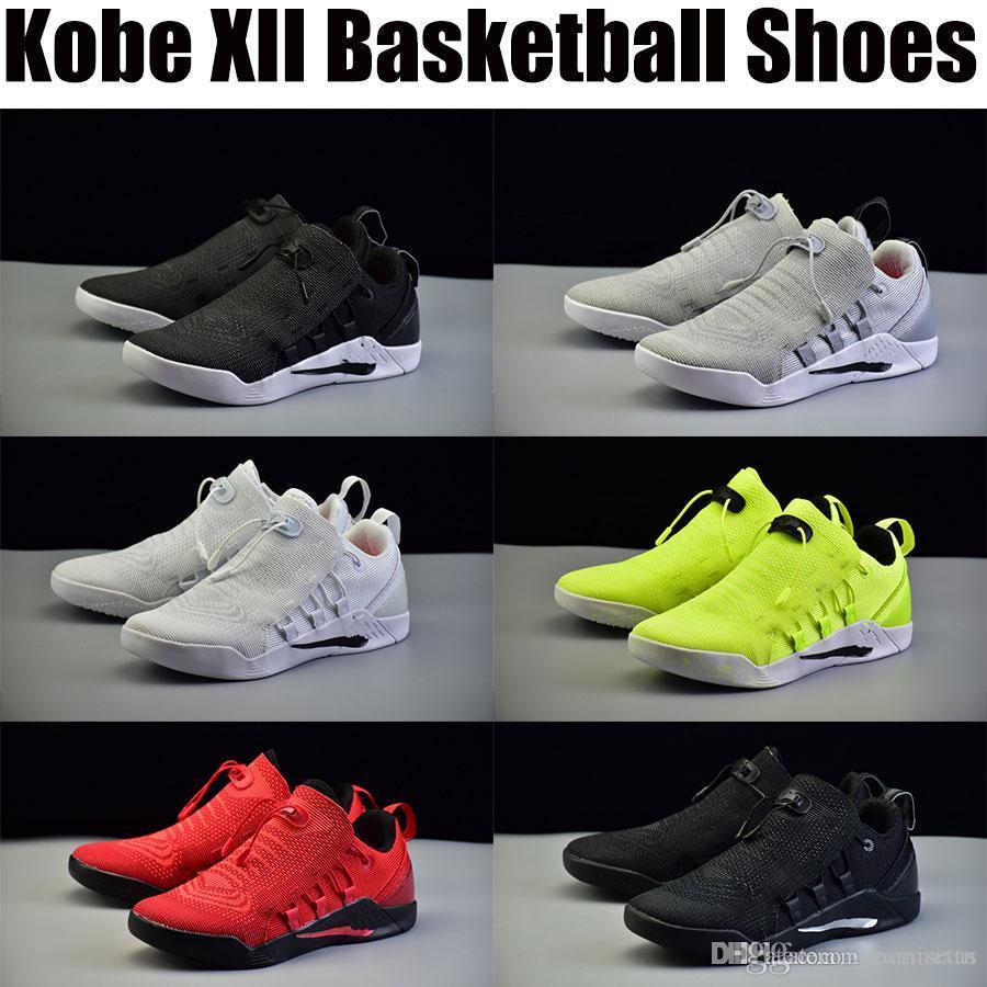 Acheter Bryant 12 Xii Chaussures Pantoufles Basket Orange Kobe Ball iukTXOPZw