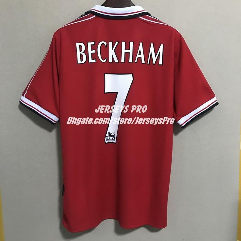 David Beckham Jersey Buy Online