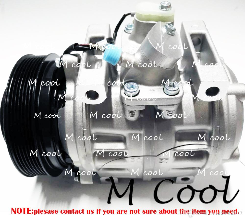 High quality New 10P30C AC Compressor for toyota coaster bus 2PK 24V / 12V 447220-0394 447220-1030 447220-1310