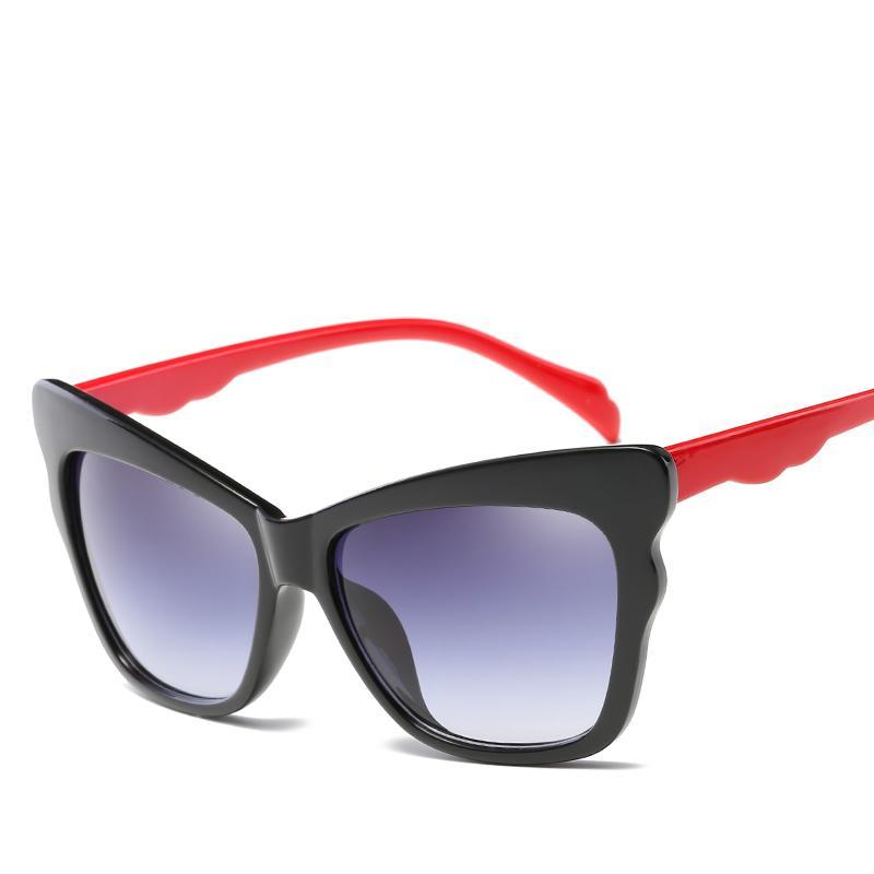 81ffcf8a5ef7 GYSnail 2017 New Trendy Cat Eye Sunglasses For Women Full Frame Kind ...