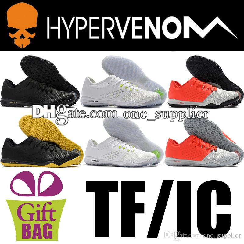 55a21db29 High Quality Cheap Indoor Football Shoes New ZOOM Hypervenom ...
