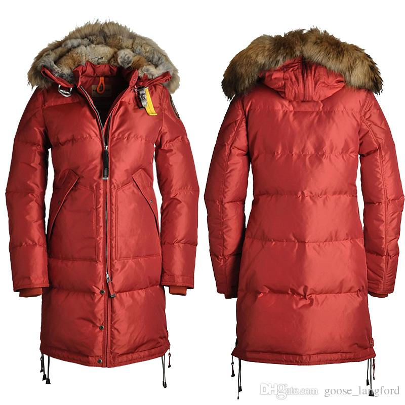 2018 40 Winter Luxury Parajumpers Women Light Long Bear Down Jacket For Women Slim Windproof Warm Long Coats For Women Warm Dhl From Goose_langford, ...