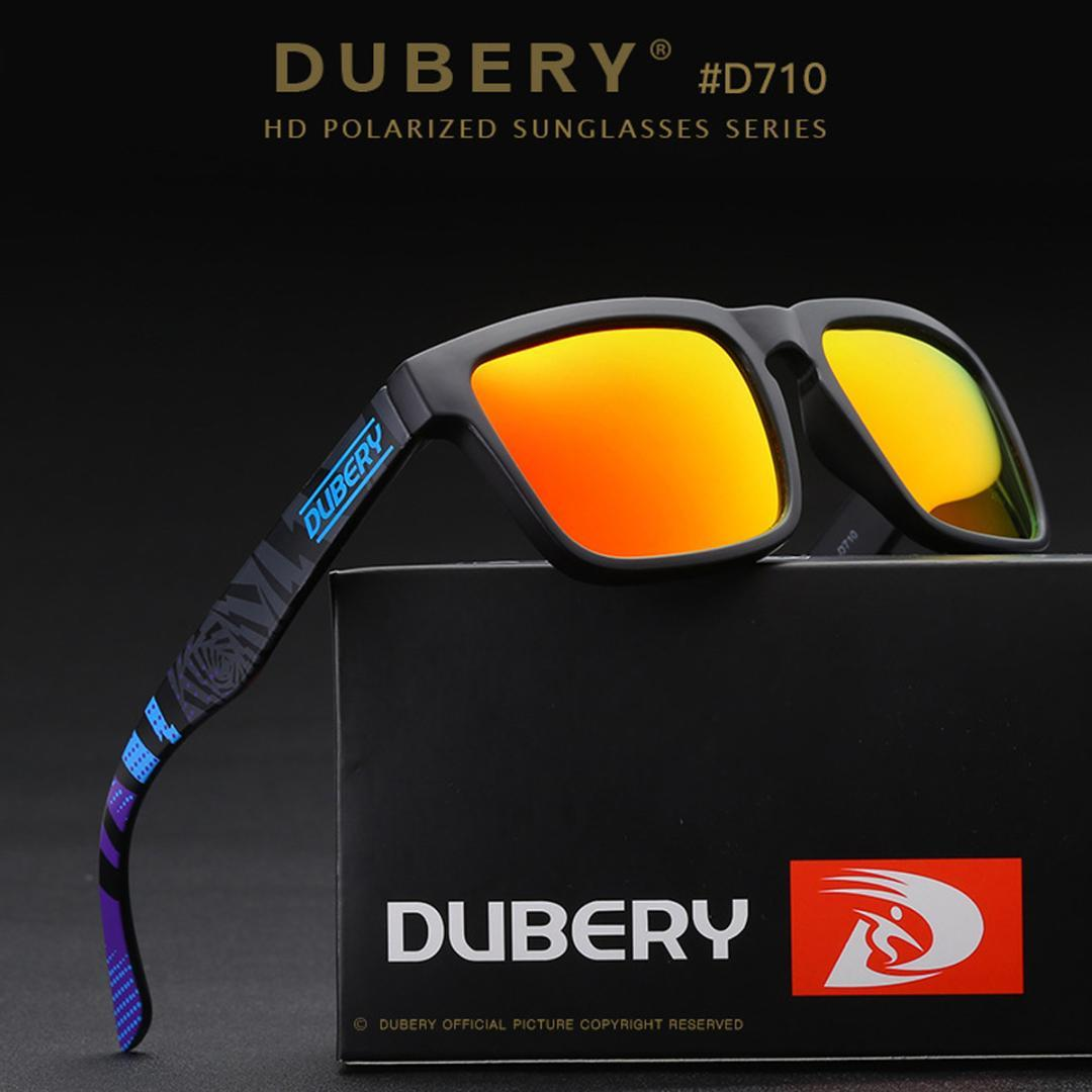 3e419ca6da7 2019 DUBERY Men Women Outdoor Sport Bicycle Fishing Cycling Eyewear  Polarized Sunglasses Driving Traveling Anti Glare Sun Glasses From  Java2013