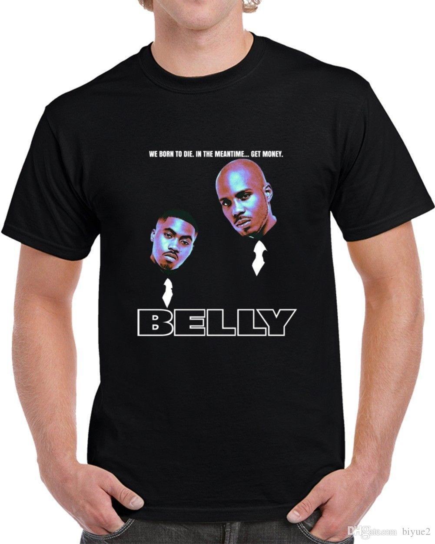Belly Hip Hop Gangsta Movie 90s Rap Cool T Shirt Fashion Print T