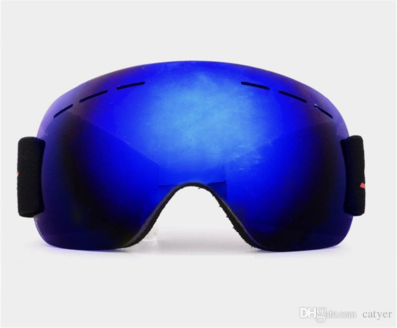 14ad863e54e Snow Ski Goggles Anti-fog And Sand-proof Anti UV Winter Sports ...