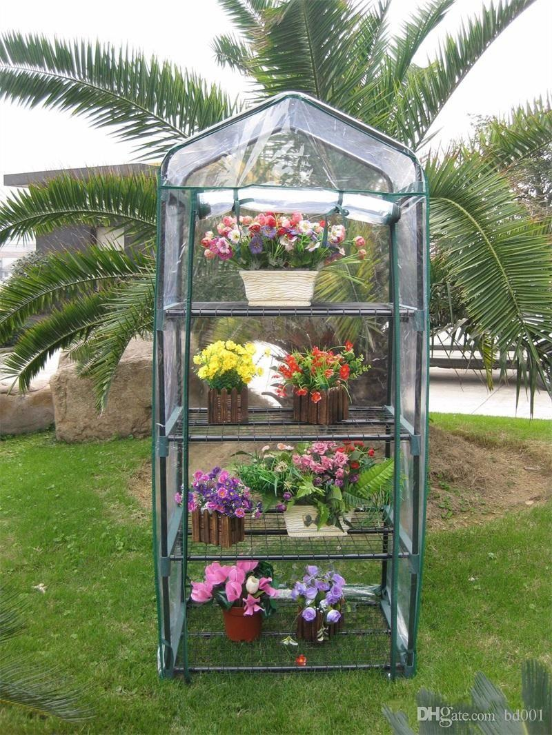 Mini Garden Greenhouses For Home Rot Proof PVC Greenhouse Easily Assembly  Eco Friendly Gardens Tents Factory Direct 90cl Ff Greenhouses Garden  Greenhouses ...