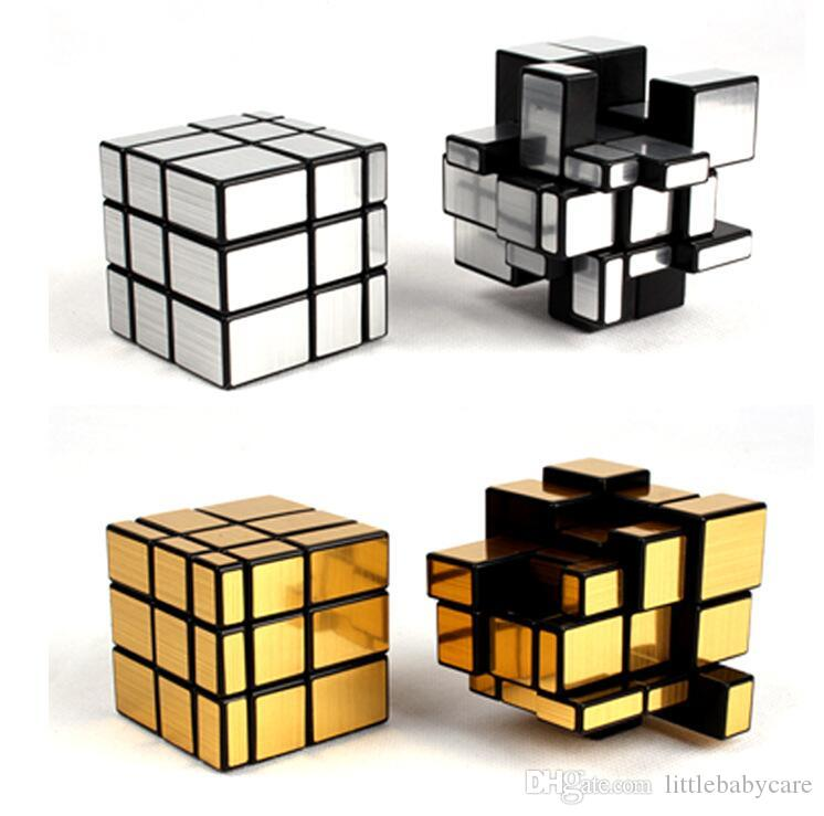 867a8d44966de4 Großhandel Magic Cube Block Skewb Spiegel Geschwindigkeit Professionelle  Puzzle Cube Zappeln Würfel Spielzeug Cubo Magico Kostenloser Versand Von ...
