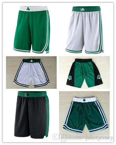 new product 4a411 06829 shop boston celtics jersey shorts 7c256 ffb92