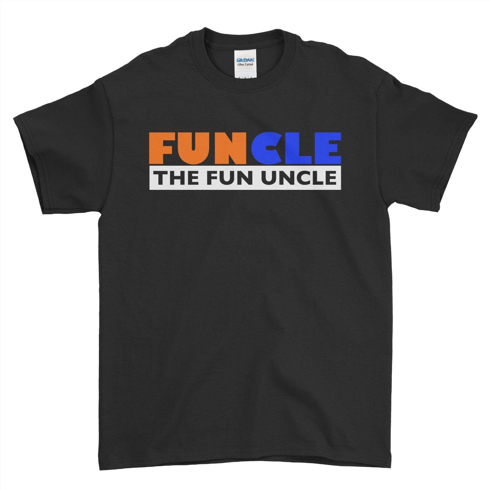 694a0dc9 FUNCLE Funny Awesome Uncle Looks Quote Fun Birthday Gift Men T Shirt Top Tee  Great T Shirts Buy T Shirt From Sevenshopping, $11.01| DHgate.Com