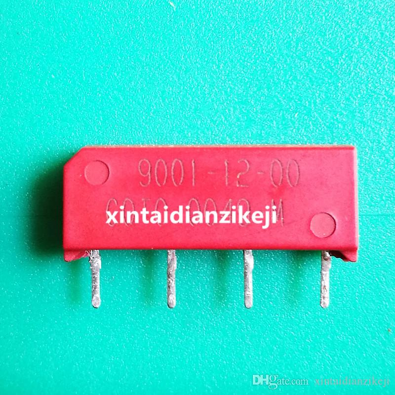 5pcs 9001-12-00 9001-12 ZIP-4 Electromagnetic relay Communication relay  Reed Relay