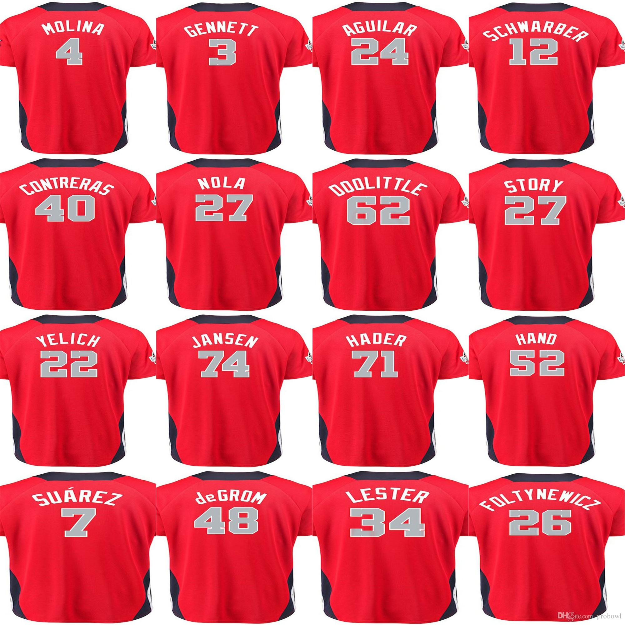 finest selection 4d313 97add canada yadier molina all star jersey ced33 81c89