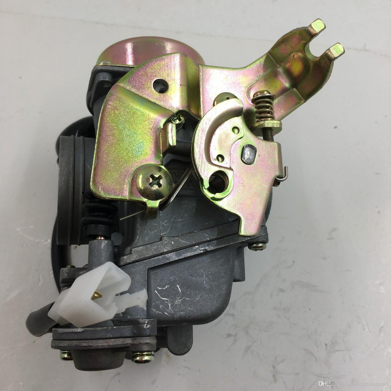 Manco Talon Linhai 26mm CVK26 Carburetor electric choke cvk 26 carb rep   keihin