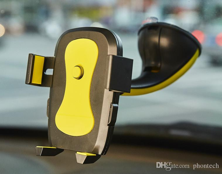 Universal Car Phone Holder Suction Cup Sucker Metal Sucker Tablets Desk Sucker Design For Iphone Xs X Xiaomi Phone Holder Stand Numerous In Variety Mobile Phone Accessories