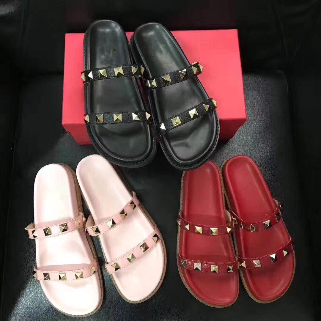 b2d88f630283f7 Plastic Slipper Slide Women Hot Fashion Slide Sandals Slippers For Women  Designer Pearls Lady Beach Flip Flops Slipper BEST QUALITY Loafers For Women  Clogs ...