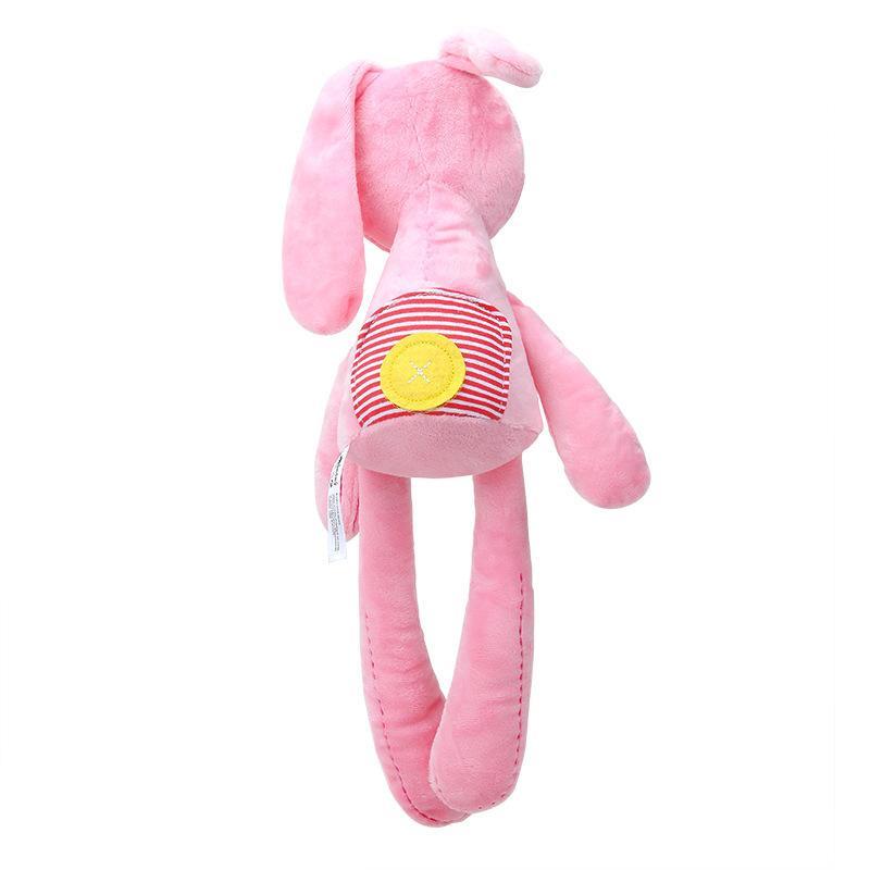 Lindo Conejo Muñeca Bebé Suave Juguetes de Peluche Para Niños Conejito Durmiendo Compañero de Peluche Animal de Peluche Bebé Juguetes Para Bebés
