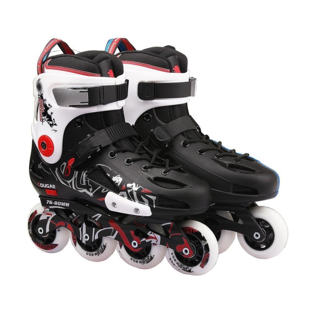 Men Women Skating Roller Shoes For Beginner Professional Skate Shoes Adult  Skating Racing Inline Skates Roller EUR 36 45 UK 2019 From Newhappyness 1c8f14fb53