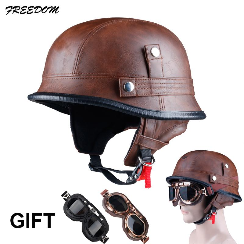 ldmet motorcycle helmet half face vespa helm moto harley. Black Bedroom Furniture Sets. Home Design Ideas