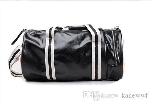 عرض خاص 2015 جديد حقيبة الرياضة في الهواء الطلق عالية الجودة بو لينة Leatherr رياضة حقيبة ، الرجال حقيبة سفر الأمتعة ، شحن مجاني