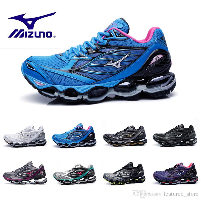 mizuno wave prophecy 5 uomo marrone