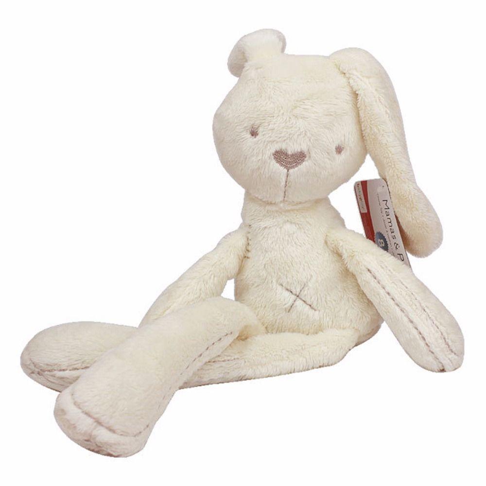 04713ea09 2019 Baby Plush Toys Rabbit Sleeping Comfort Doll Boys Girls Bunny ...