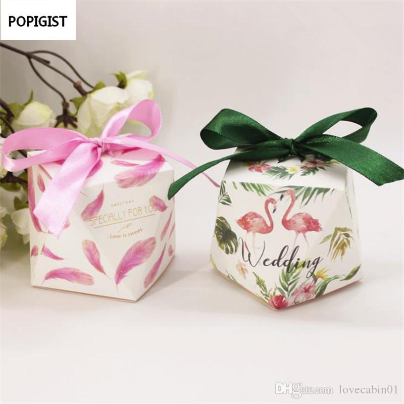 Wedding Favor Box And Bags Sweet Gift Candy Boxes For Wedding Baby
