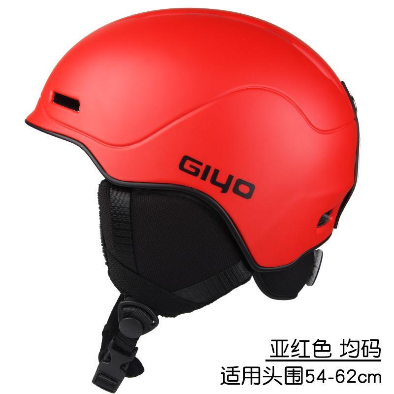 2019 2018 New Arrival Skiing Helmet Men Women Snowboard Helmets Black Red White  Safe Equipment Head Protector Winter Snow Ski Helmet From Charlia 8d29013548