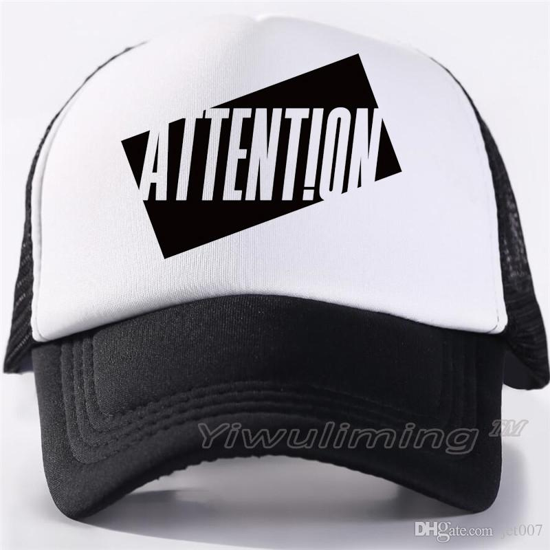 fa492dfc95a Men Women New Summer Trucker Caps Charlie Puth Cool Summer Black Adult Cool  Baseball Mesh Net Trucker Caps Hat For Men Adultbeyonce Cap Shop Flexfit  Caps ...