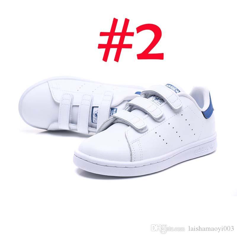 f37672c6eda9bf Acquista 2018 MARCA Scarpe Bambini Ragazzi Ragazze Scarpe Sportive  Antiscivolo Fondo Morbido Bambini Sneaker Bambini Scarpe Basse Piatte  Casuali Mocassini ...