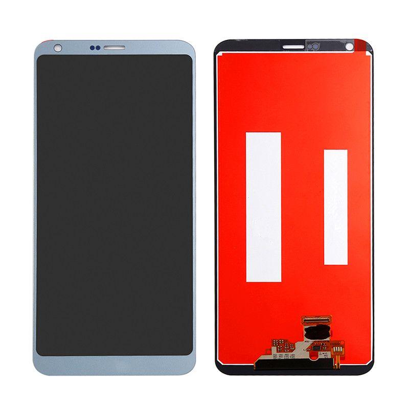Original para LG G6 H870 Pantalla LCD con marco Táctil Digitalizador Ensamblaje Repuestos Sin DHL