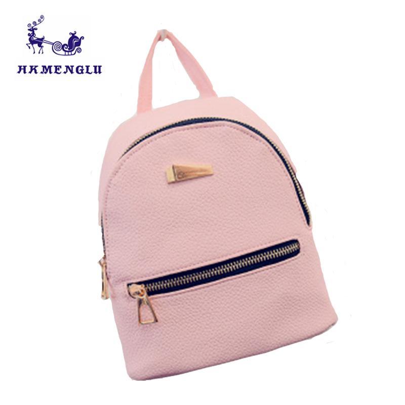 Cute Fashion Small Backpacfor Teenage Girls Mini Backpack Women