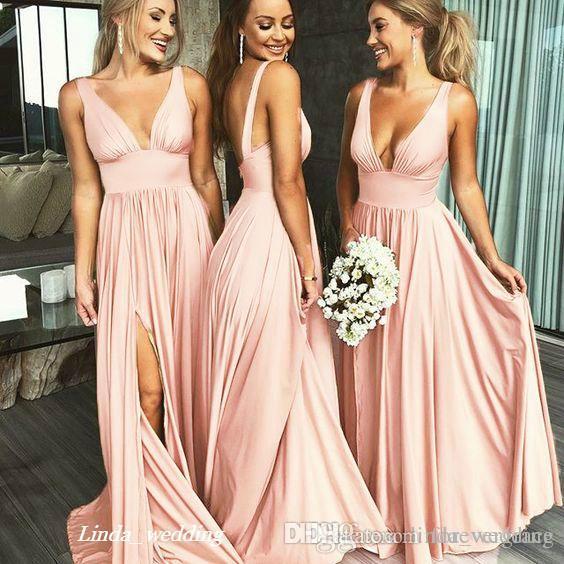 Vestidos para invitadas a boda en jardin