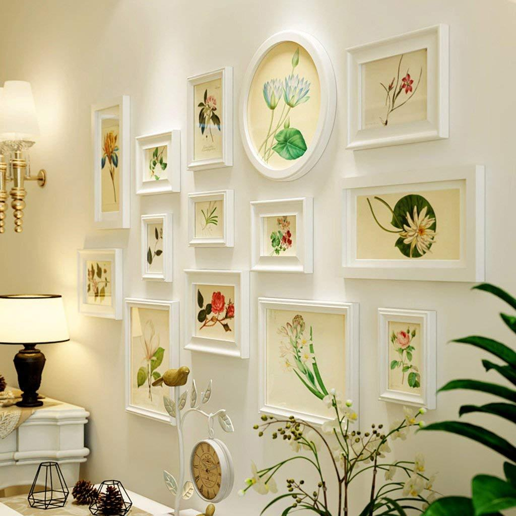 2018 14 Photo Frame Wall Gallery Kit Includes: Art Painting Core ...