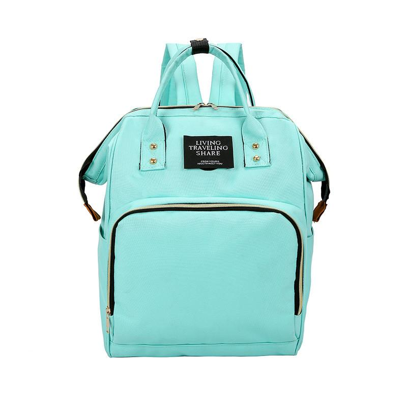 d9043a1406544 Baby Diaper Bag With Large Capacity Waterproof Nappy Bag Kits Mummy  Maternity Travel Backpack Nursing Handbag 2018 Diaper Bags Cheap Diaper  Bags Baby Diaper ...