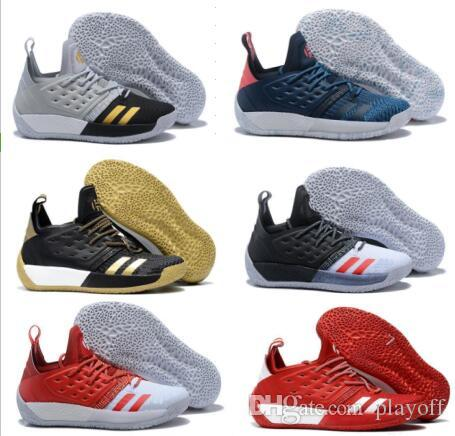 newest collection 4b7bb 45e09 New Arrivals Men S Basketball Shoes Harden Vol.2 Authentic Sneakers James  Harden 2 Vol2 Professional Basketball Shoe Trainers Basketball Shoes Men  Sports ...