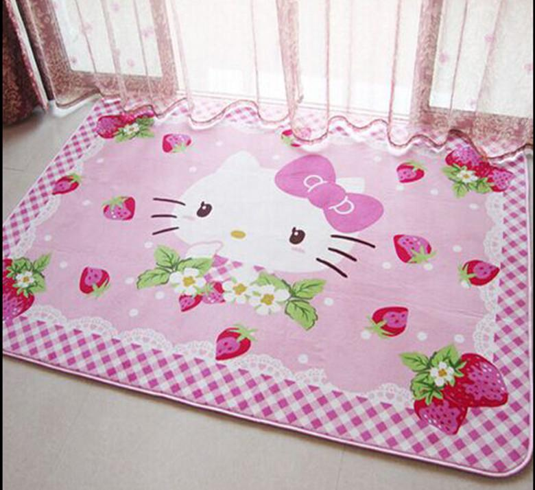 Attractive 140x200cm Hello Kitty Carpets For Living Room Rugs And Carpets Bathroom  Carpet Child Decor Bedroom Home Carpet Bigelow Commercial Carpet Designer  Carpet ...