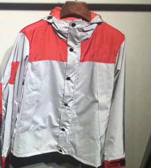 fb5a22370 M-3XL Designer Hoodie Sweatshirt Streetwear Sup Hoodies For Men Luxury  Brand Windbreaker Night Reflective Light Mens Jacket Clothing Designer Hoodie  Hoodies ...