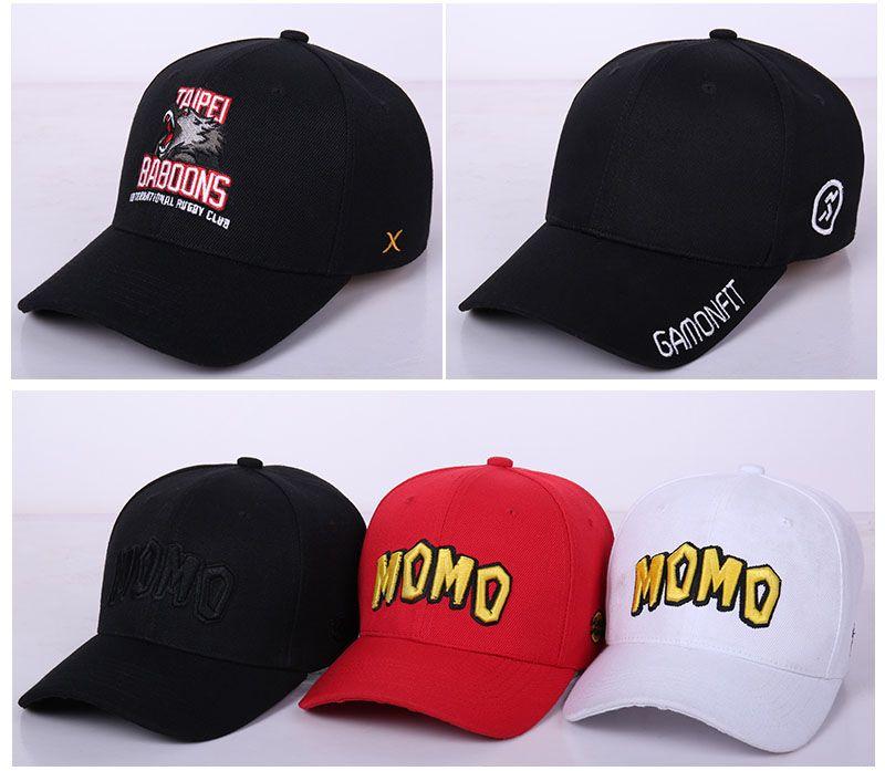 Fábrica directamente personalizada adultos adultos camionero tapa curvada pico activo snapback logotipo personalizado / letra sombreros bordado 3D bordado sombrero de béisbol ajuste