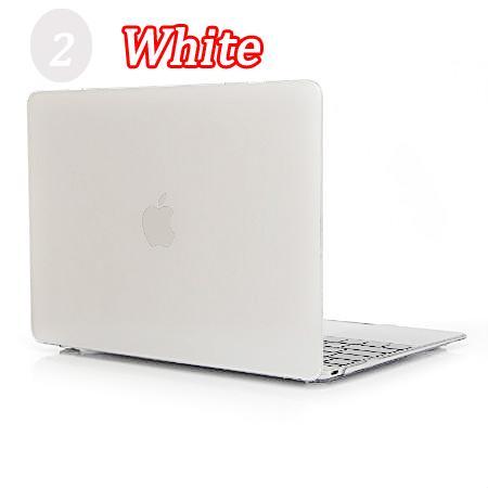 NEW Crystal\Matte Transparent case For Apple macbook Air Pro Retina 11 12 13 15 laptop bag for macbook Air 13 case cover