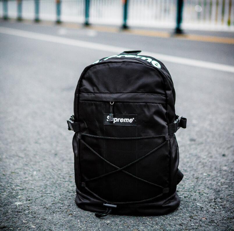 c3e20b9be01c Backpack canvas Travel bag Backpacks fashion men and women Designer student  bag laptop bags High capacity backpack 2017 New