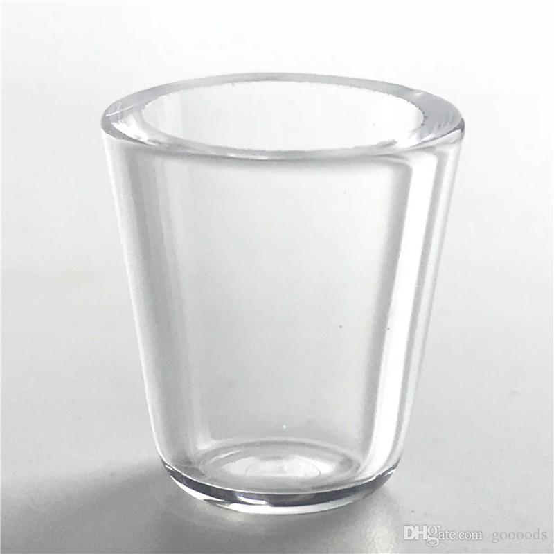Le bol d'insertion en quartz puffco 100% quartz véritable fumant l'insertion de puffco pic quartz pour des cuvettes d'insertion personnalisées