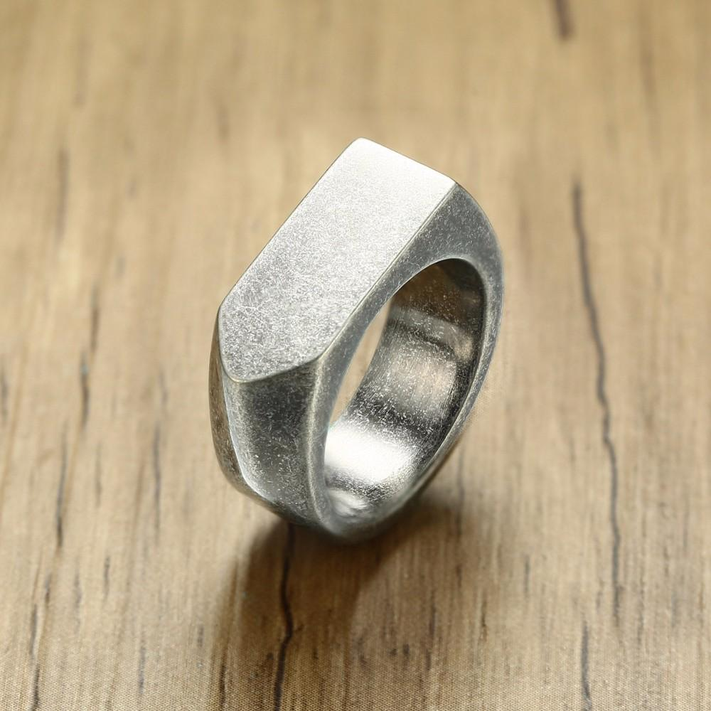 wedding line rings band landscape silver design products engagement oxidized ring stacking