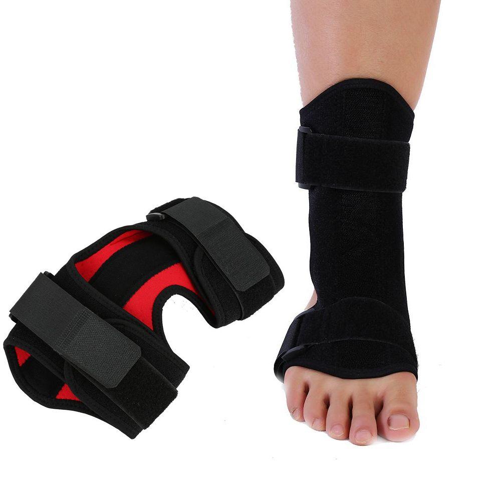 0f712c5a32 Medical Plantar Fasciitis Night Splint Orthosis Joint Fracture Support  Ankle Brace Strap Stroke Hemiplegia Rehabilitation Braces Thigh Slimming  Leggings ...