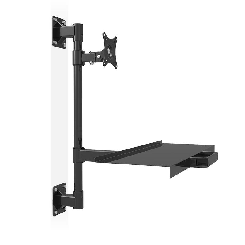 Free Lifting Full Motion Tv Wall Mount Customized Wall Mount Sit