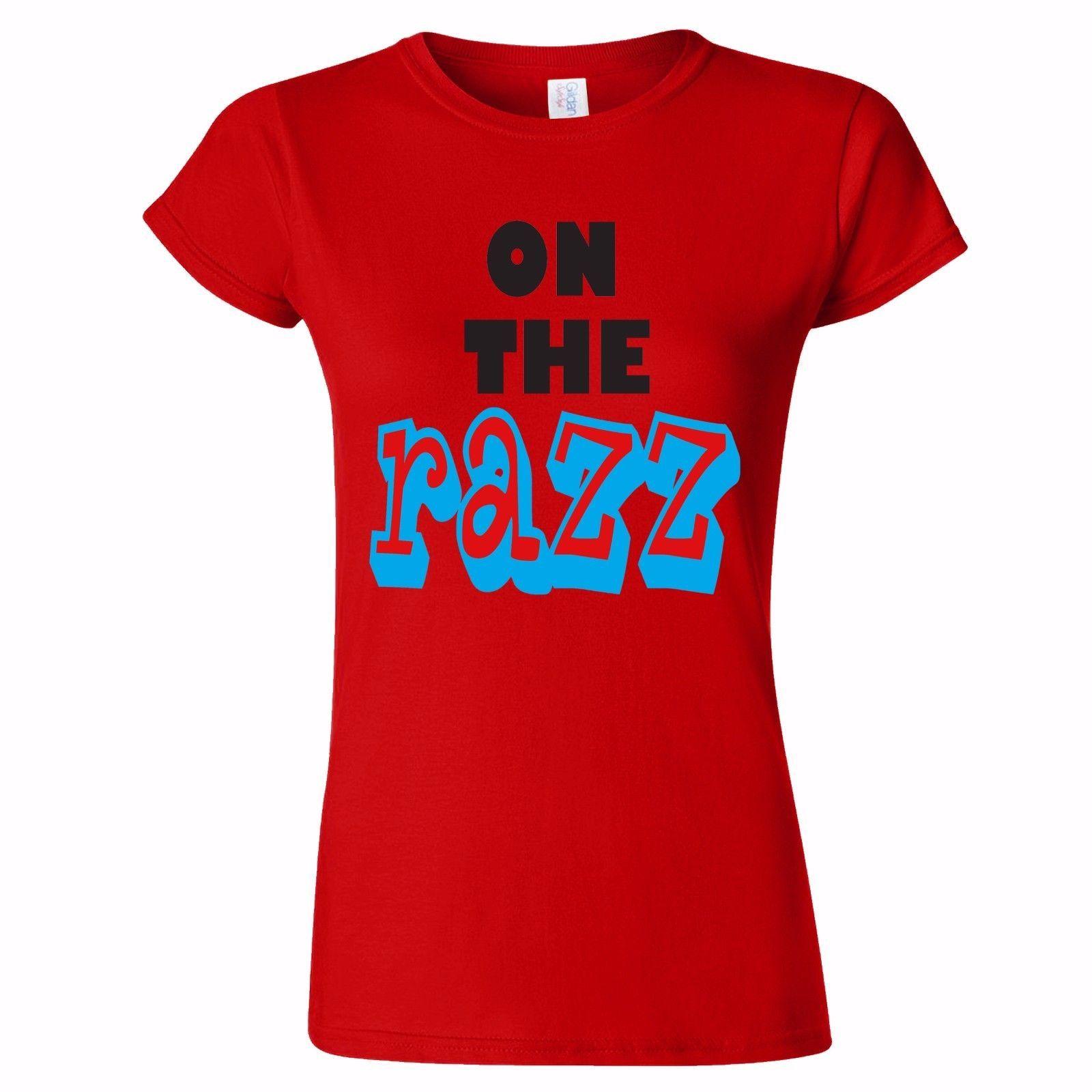 f8a127fab77 ON THE RAZZ WOMENS T SHIRT PARTY DRINKING XMAS CHRISTMAS CLUBBING CLUB PUB  HEN Shirts Print Funny T Shirt Prints From Bangtidyclothing