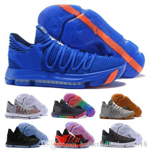 competitive price ae9ea b1ae0 Last Kd 10 Basketball Shoes Mens Grey Kevin Durant 10s X Pure Platinum BHM  Oreo Triple Lmtd City Series Features China Shoe Sneakers Basketball Games  Tennis ...