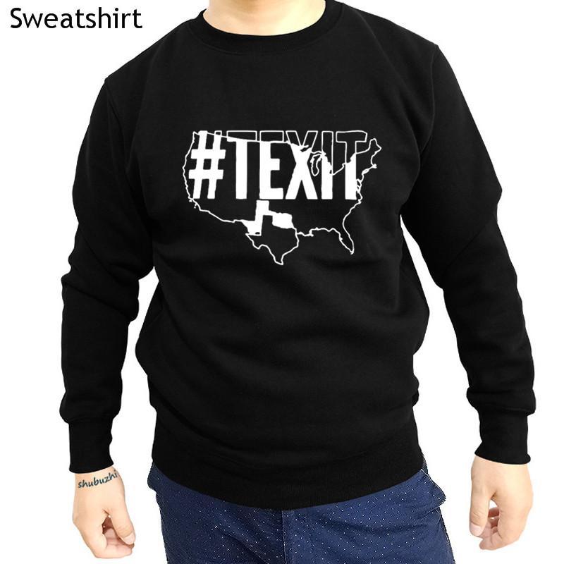 Compre Venda Quente Texit Lone Star Estado Do Texas Secessi Equipado  Shubuzhi Homens Camisola De Algodão O Pescoço Hoodies Casuais Marca De Moda  Com Capuz ... 32d69ff7a297d