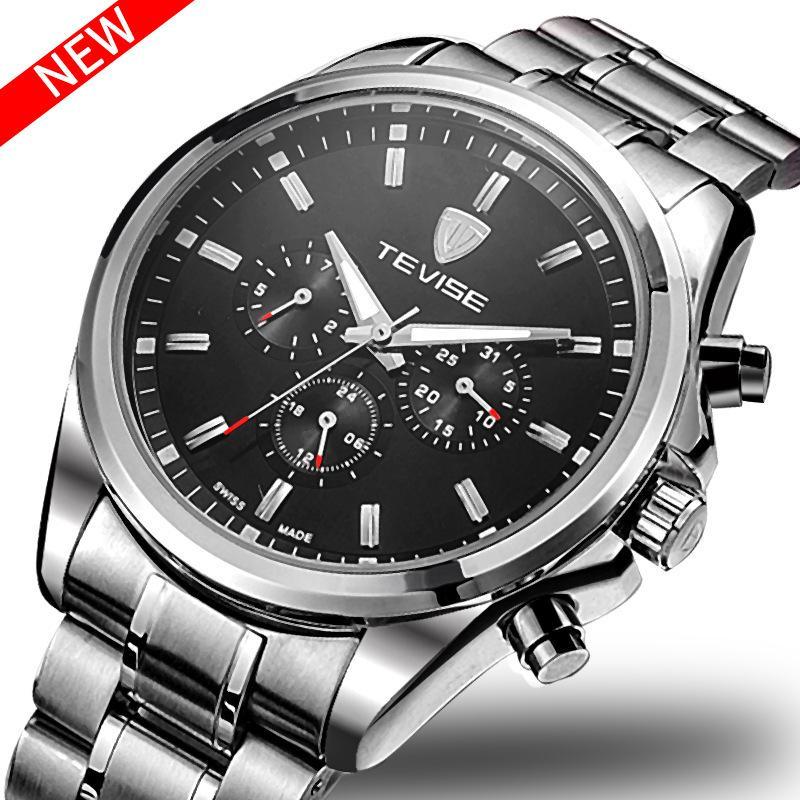 8b99869f226 Hot Sell Tvise Brand Men Mechanical Wristwatch Fashion Luxury Clocks Man  Watches Automatic Watch Montre Homme Relogio Masculin Y1892103 Waterproof  Watch ...